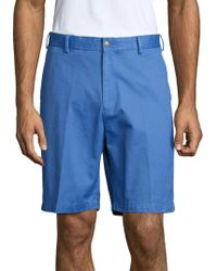Peter Millar - Crown Winston Pima Cotton Shorts - Lyst
