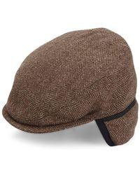 Saks Fifth Avenue - Classic Ivy Wool Cap - Lyst