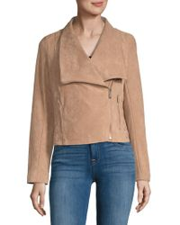 BCBGeneration - Missy Side Lace-up Jacket - Lyst