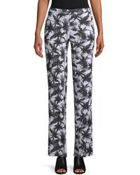 Onia - Mila Palm Printed Pants - Lyst
