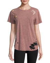 PPLA | Axl Weathered Cotton Top | Lyst