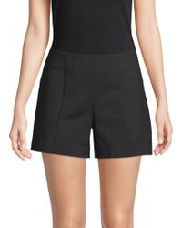 Saks Fifth Avenue - Tailored Power Stretch Shorts - Lyst