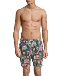 Tommy Bahama - Naples Poker Days Swim Shorts - Lyst