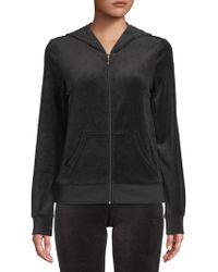 Juicy Couture - Robertson Zip Up Jacket - Lyst
