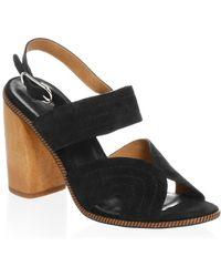 Joie - Aforleen Suede Sandals - Lyst