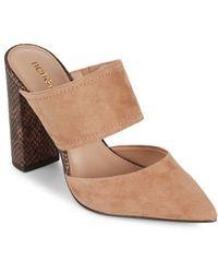 BCBGeneration - Houston Leather Sandals - Lyst