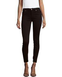 Hudson Jeans - Mid-rise Ankle Jeans - Lyst
