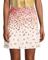 Robert Graham - Rachael Floral Skirt - Lyst