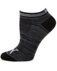 PUMA - Six-pack Logo Socks - Lyst