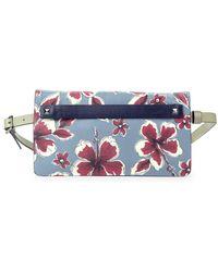 Valentino - Floral Leather Belt Bag - Lyst