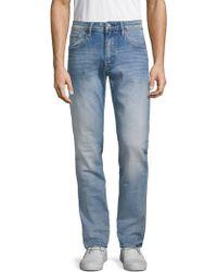 Vigoss - Faded Slim-fit Jeans - Lyst