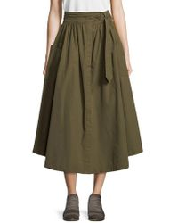 Free People - Dream Of Me A-line Skirt - Lyst