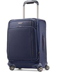 "Samsonite - Silhouette Vx Soft 21"" Spinner Luggage - Lyst"