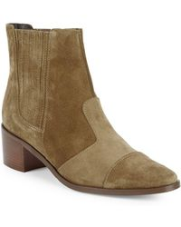 Charles David - Holland Suede Boots - Lyst