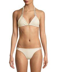 Tularosa - Dorothy Multi-strap Bikini Top - Lyst