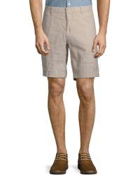 J.Lindeberg - Textured Shorts - Lyst