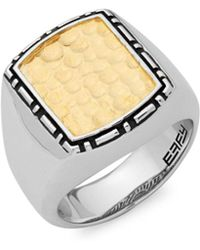 Effy - Sterling Silver Ring - Lyst