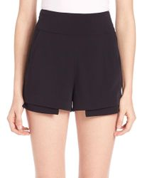 Public School - Luz Layered Shorts - Lyst