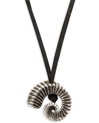 King Baby Studio | Ram Horn Pendant Necklace | Lyst