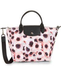Longchamp - Le Pliage Anemone Tote Bag - Lyst