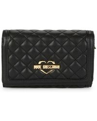 Love Moschino - Super Quilted Wallet - Lyst