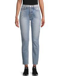 Current/Elliott - Ultra High-waisted Jeans - Lyst