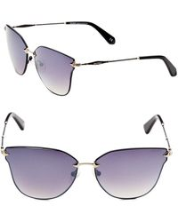 Balmain - 51mm Gradient Square Sunglasses - Lyst