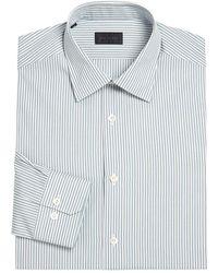 Pal Zileri - Regular-fit Cotton Dress Shirt - Lyst