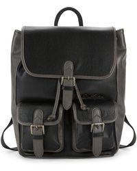 Robert Graham - Leather Backpack - Lyst