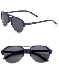 e301dbce0e Lyst - Sperry Top-Sider Sussex Oval Sunglasses in Blue for Men