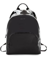 Kendall + Kylie - Elie Patent Backpack - Lyst