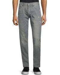 Jean Shop - Mick Slim-fit Cotton Jeans - Lyst
