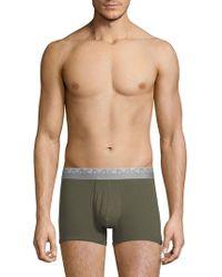 Michael Kors - Three-pack Comfy Cotton Boxer Briefs - Lyst