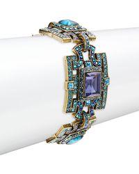 Heidi Daus - Deco Windowpane Bracelet - Lyst