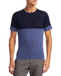 Saks Fifth Avenue - Modern Colorblock Sweater Tee - Lyst