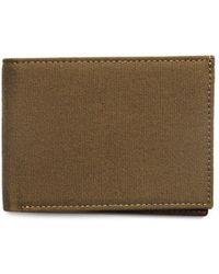 Boconi - Blame Slimfold Leather Wallet - Lyst