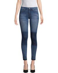 ei8ht dreams - Patch Mid-rise Jeans - Lyst