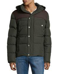 Pajar - Hooded Puffer Coat - Lyst