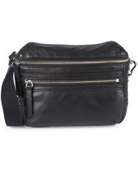 Vince Camuto - Leather Zip Fanny Pack - Lyst