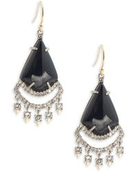 Alexis Bittar | Lace Chandelier Drop Earrings | Lyst