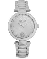 Versus - Stainless Steel Bracelet Analog Watch - Lyst