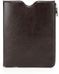 Maison Margiela - Leather Sleeve For Ipad 1, 2 & 3 - Lyst