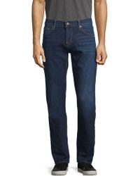 7 For All Mankind - Standard Straight-leg Jeans - Lyst