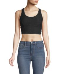 Free People - Beyond Cropped Top - Lyst