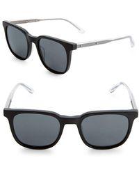 Bottega Veneta - Tinted 51mm Wayfarer Sunglasses - Lyst