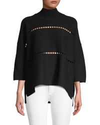French Connection - Milano Mozart Cotton Jumper - Lyst