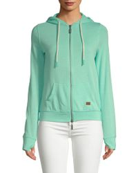 Peace Love World - Graphic Hoodie - Lyst