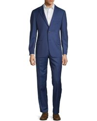 Hickey Freeman - Regular-fit Wool Suit - Lyst