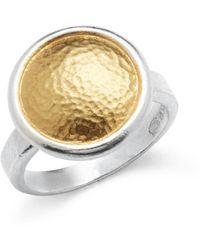 Gurhan - Lentil Large 24k Yellow Gold Ring - Lyst