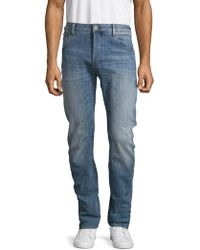 19ab284cc81 G-Star RAW - Arc Slim-fit Five-pocket Style Jeans - Lyst